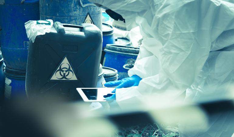 历史上十二月发生危险化学品事故